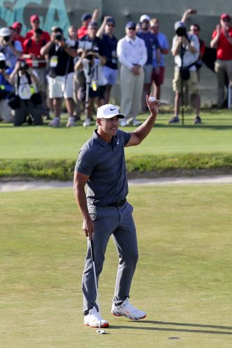 Brooks Koepka shows his talent, and love, for golf with back-to-back U.S. Opens