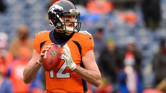 NFL free agency rumors: Seahawks to sign former Broncos QB Paxton Lynch