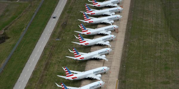 American Airlines is planning a charm offensive to reassure skeptical fliers the Boeing 737 Max is safe, report says