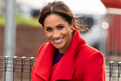 Pregnant Meghan Markle reveals royal baby's due date
