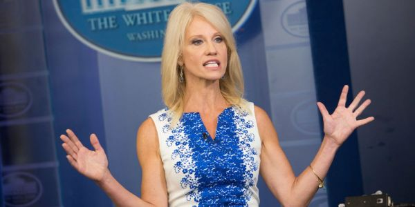 Kellyanne Conway promises Vice President Mike Pence 'will be on the ticket' for the election, after Nikki Haley's tweet about 'rumors'