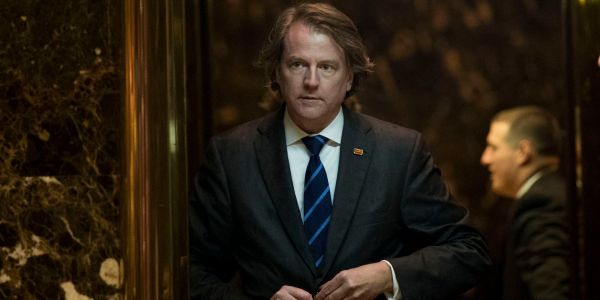 White House counsel Don McGahn is out after a tumultuous tenure in the Trump administration