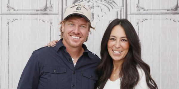 Chip and Joanna Gaines share first photos with their new son