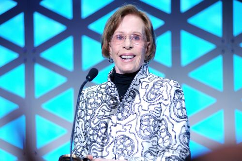 Golden Globes names TV special achievement award after Carol Burnett