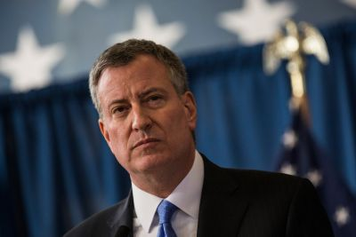 De Blasio will likely win a second term - unless he faces charges