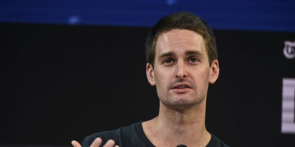 Snapchat's parent company is losing its CFO after less than a year, and the stock is plummeting