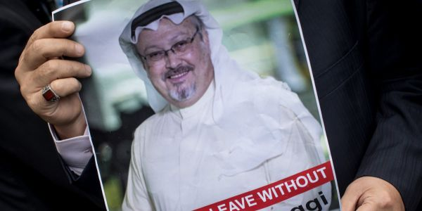 'I can't breathe:' Transcript of audio recording from Jamal Khashoggi's murder reportedly describes him gasping for air in his last moments