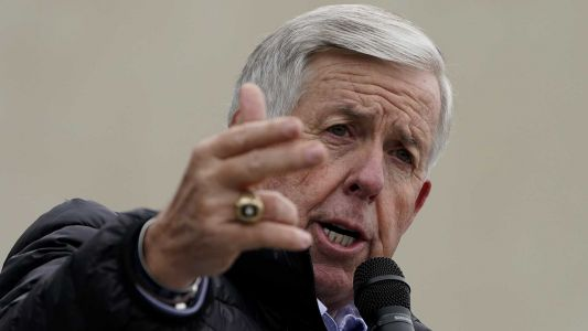 Missouri Gov. Mike Parson joins Republican governors calling for action at the southern border