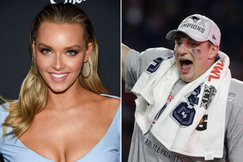 Camille Kostek posts sweetest note after Rob Gronkowski retirement
