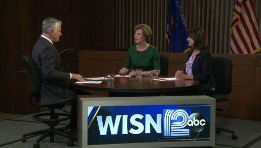 WATCH: U.S. Senate debate between Tammy Baldwin, Leah Vukmir