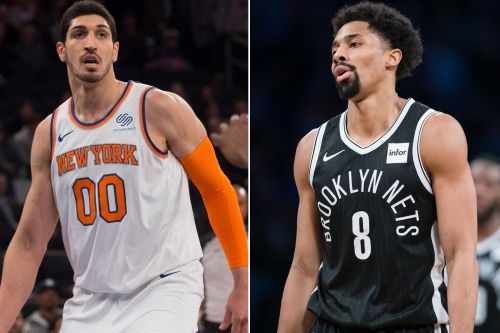 Knicks-Nets Twitter war breaks out over who's less bad