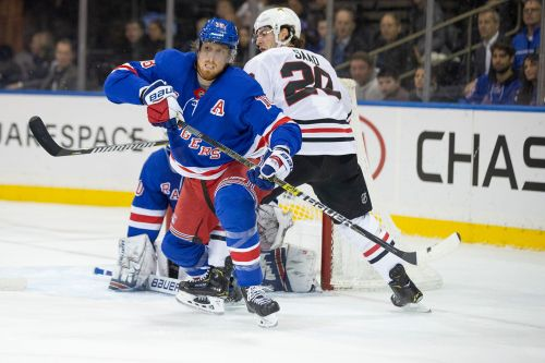 Rangers trade Marc Staal, second-round pick to Red Wings