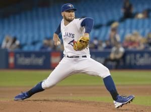 Meadows drives in 3, Rays stay alive by routing Jays 11-3