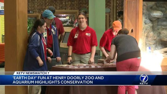 Earth Day fun at Henry Doorly Zoo and Aquarium highlights conservation