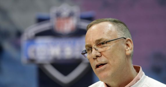 Browns enter NFL draft as outsiders without 1st-round pick