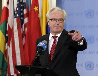 The Latest: Russian UN diplomat's death needs further study