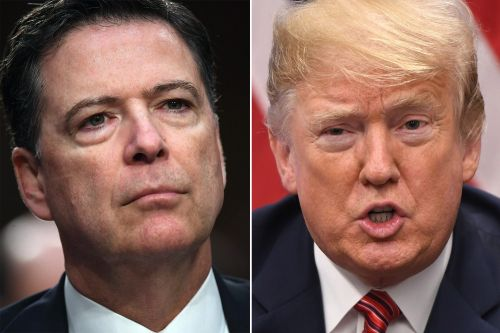 Trump claims Comey 'set a record' for lying to Congress