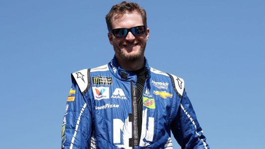 Dale Jr. quotes JFK in support of national anthem protests