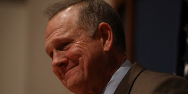 'IT'S NOT OVER': Roy Moore refuses to concede and insists there could be recount