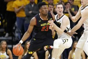 """Iowa play-by-play man suspended for """"King Kong"""" comment"""