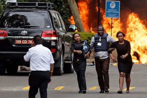 Officials identify 19 missing after deadly terrorist attack in Nairobi
