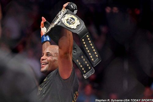 UFC champ Daniel Cormier not worried about Jon Jones stealing Brock Lesnar fight