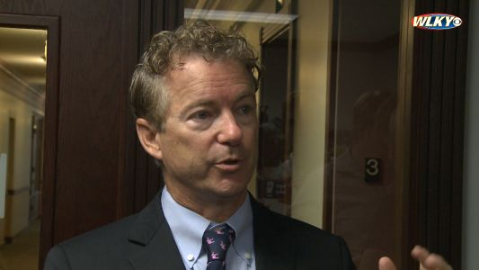 Sen. Rand Paul to discuss latest on health care bill