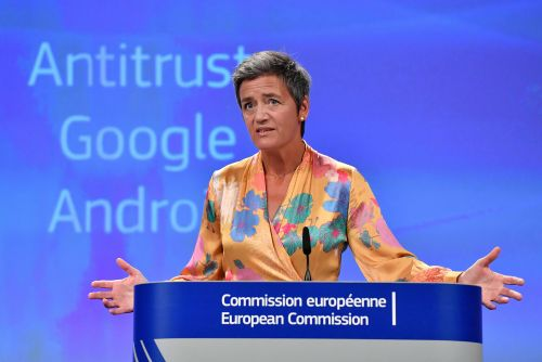 EU plans record $5B fine on Google over mobile system