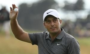 Italy's Francesco Molinari wins British Open at Carnoustie