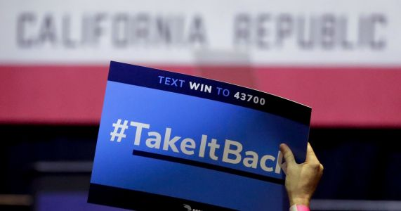Changing Orange County, California, gives Democrats hope