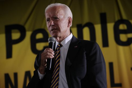 Biden slams Trump's Iran strategy as a 'self-inflicted disaster'