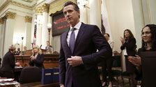 Gavin Newsom Orders New DNA Test In Controversial Death Row Case