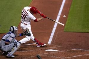 Arenado, Bader HR; Wainwright, Cards top Mets for 5th in row