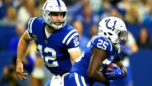 Colts rout Cowboys to keep playoff hopes alive