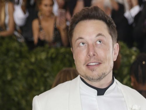 Telsa's board is reportedly conducting a serious search for a COO - but Elon Musk says he doesn't know about it