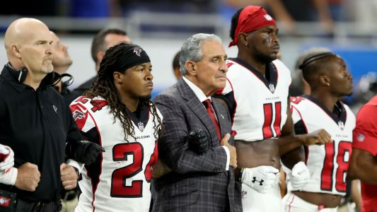 NFL voices are too loud on 'unity,' too quiet on police brutality