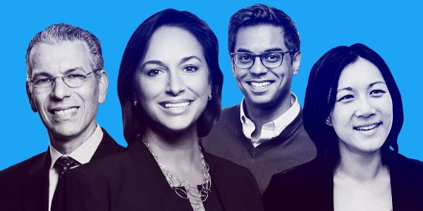 POWER PLAYERS: The 16 leaders at Google Health shaping the tech giant's secretive healthcare business