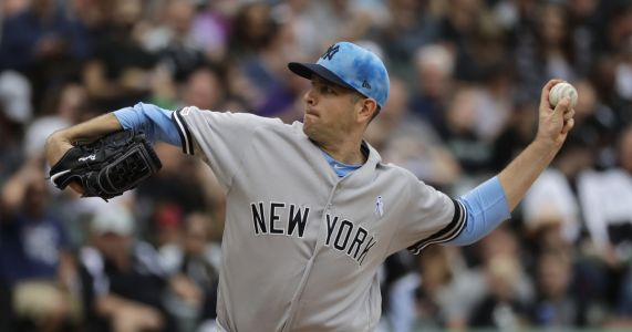 Paxton effective as Yanks gain series split with 10-3 rout