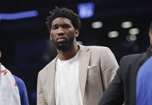 Embiid starting Game 4 for 76ers against Nets