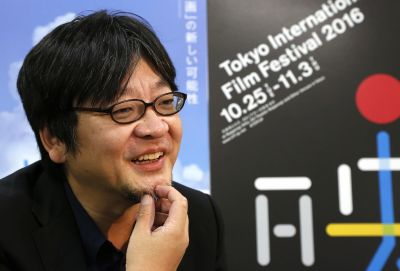 Japan animation auteur Hosoda sees beasts in child's growth