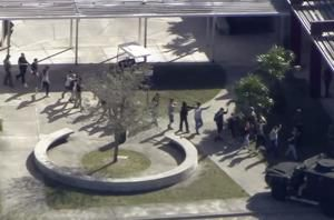 Mass shooting at Florida high school leads AP top 10 stories of 2018