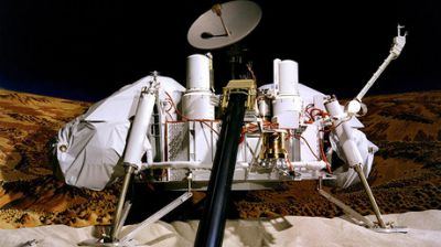 Life on Mars found 40 yrs ago? Study says 1970s Viking rovers may have had key evidence