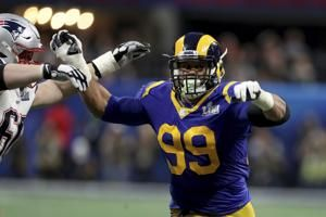 Staying sharp: Sack artist Donald fueled by Super Bowl loss