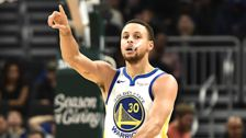 Stephen Curry Denies Moon Landing. NASA Launches Rebuttal