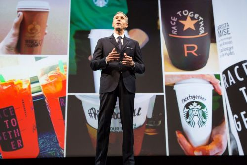 The Audacity of Howard Schultz