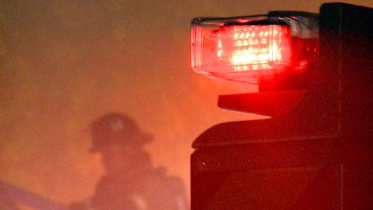 Firefighter: 1 dead, 2 in critical condition in overnight house fire