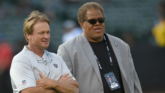 Reggie McKenzie firing is Raiders' biggest step in new direction with Jon Gruden