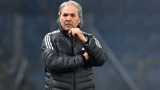 Algeria part ways with Rabah Madjer
