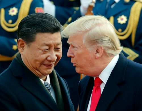 Trump says 'extended' trade talks with China will resume before G20