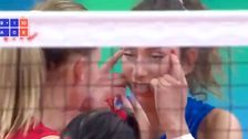 Volleyball Player Suspended Over Racist Gesture About Thai Opponents